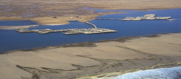 A Short History of Walvis Bay Lagoon